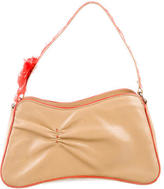 Alberta Ferretti Leather Handle Bag