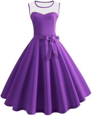 Maheegu Vintage Princess Dress