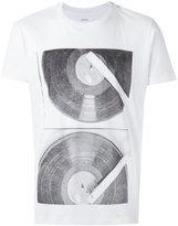 OSKLEN vinil print T-shirt