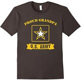 Proud Grandpa U.S. Army T-Shirt