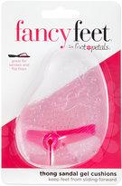 Foot Petals Fancy Feet by Thong Sandal Gel Cushions