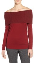 MICHAEL Michael Kors Women's Sequin Cowl Sweater