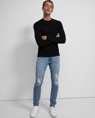 J Brand Tyler Tapered Fit Jean in Denim