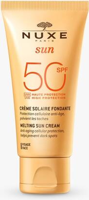 Nuxe Sun Melting Cream High Protection SPF 50, Face, 50ml