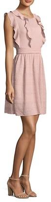M Missoni Embroidery Shift Dress