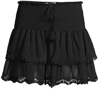 Ramy Brook Enzo Mini Skirt