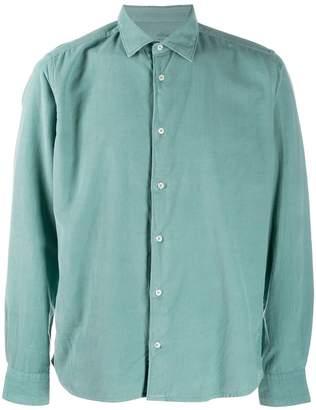 Altea long sleeved corduroy shirt
