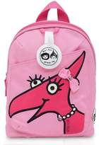 Babymel BabymelTM Zip & Zoe Dino Daisy Face Mini Backpack in Pink
