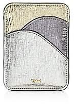 Chloé Women's Metallic Leather Card Holder