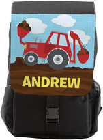 Personalized Planet Backpacks - Construction Personalized Backpack