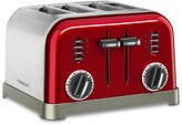Thumbnail for your product : Cuisinart 4-Slice Metal Classic Toaster