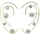 Charlotte Russe Ear Cuffs & Stud Earrings Set