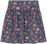 Cath Kidston Mickey and Minnie Patches Jersey Skirt