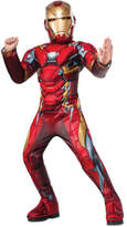 NEW Captain America: Civil War Iron Man Premium Costume, size 3-5