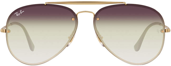 Ray-Ban Men's RB3584N Aviator Sunglasses