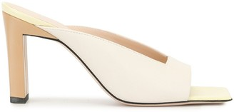 Wandler Isa slip-on sandals