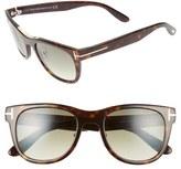 Tom Ford Jack 51mm Sunglasses