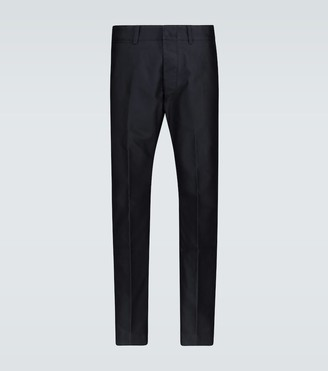 Tom Ford Straight-fit cotton pants