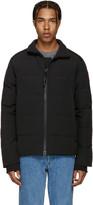 Canada Goose Black Down Woolford Coat