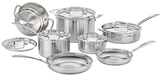 Cuisinart Triple Ply Cookware Set (12 PC)