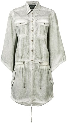 Mr & Mrs Italy washed shirt dress