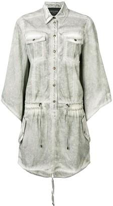 Mr & Mrs Italy Washed Shirt Dress