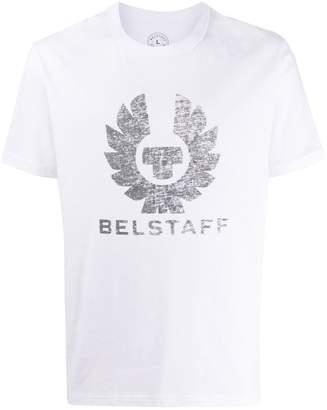 Belstaff logo print crewneck T-shirt