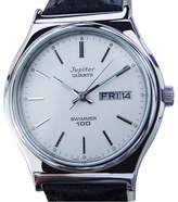 Orient Jupiter Stainless Steel Quartz 35mm Mens Watch 1980