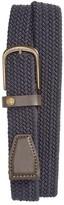 Ted Baker Men's Gerbera Marled Woven Stretch Belt