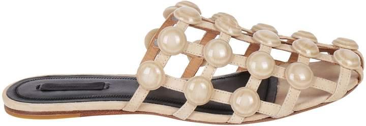 Alexander Wang Amelia Flat Sandals
