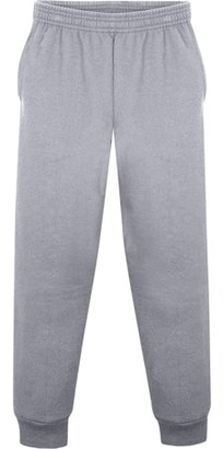 Hanes Boys 4-20 EcoSmart Rib Cuff Active Fleece Sweatpant with Pockets