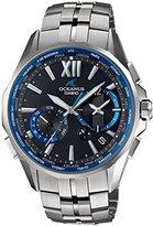 Oceanus CASIO Men's Watch Manta World six stations Solar radio OCW-S3400-1AJF
