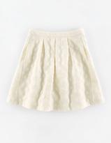 Boden Mollie Jacquard Skirt