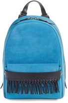 3.1 Phillip Lim 'Mini Bianca' Fringe Backpack - Blue