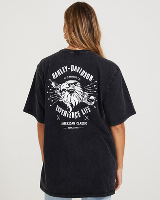 Harley-Davidson Ss Vj Eagle Tee