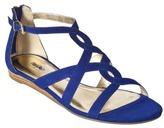 Women's Mossimo® Pinky Geometric Flat Sandal - Assorted Colors