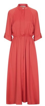 Mulberry 3/4 length dress