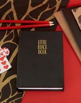Paperchase A-Z Little Black Book