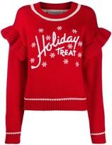 Philosophy di Lorenzo Serafini Holiday Treat knitted jumper