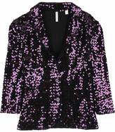 Tiffany sequined blazer