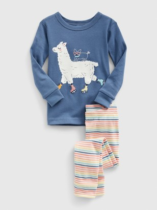 Gap babyGap Llama PJ Set