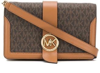 MICHAEL Michael Kors Monogram Logo Crossbody Bag