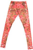 McQ by Alexander McQueen Floral Print Leggings