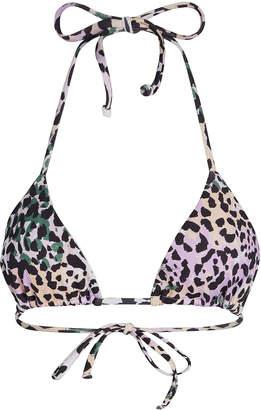 Veronica Beard Cala String Bikini Top