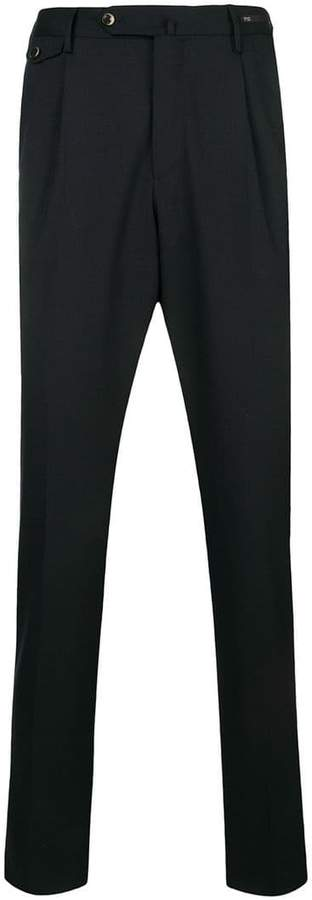 Pt01 straight trousers
