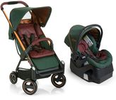 I'coo Acrobat/iGuard 35 Travel System in Copper Green