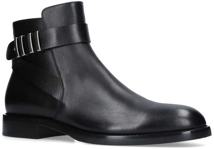 Givenchy Leather Cruz Boots