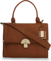 Aldo Abilidien faux-leather satchel