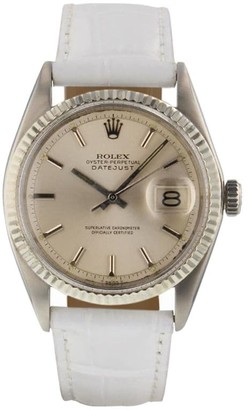 Rolex 1968 pre-owned Datejust Oyster Perpetual 36mm