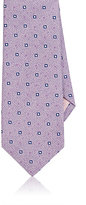 Fairfax MEN'S SQUARE-PATTERN NECKTIE